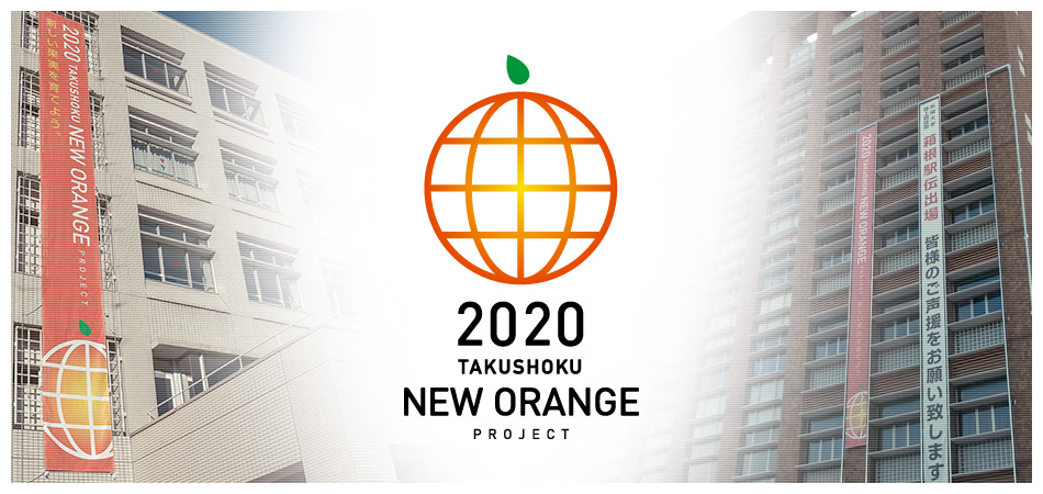 NEW ORANGE PROJECT